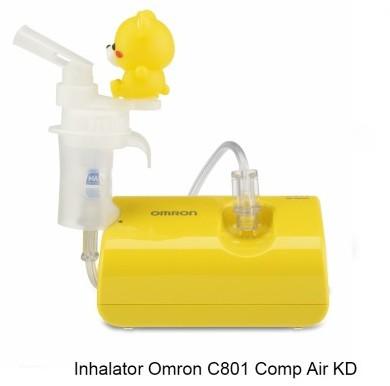 Inhalator - nebulizacja